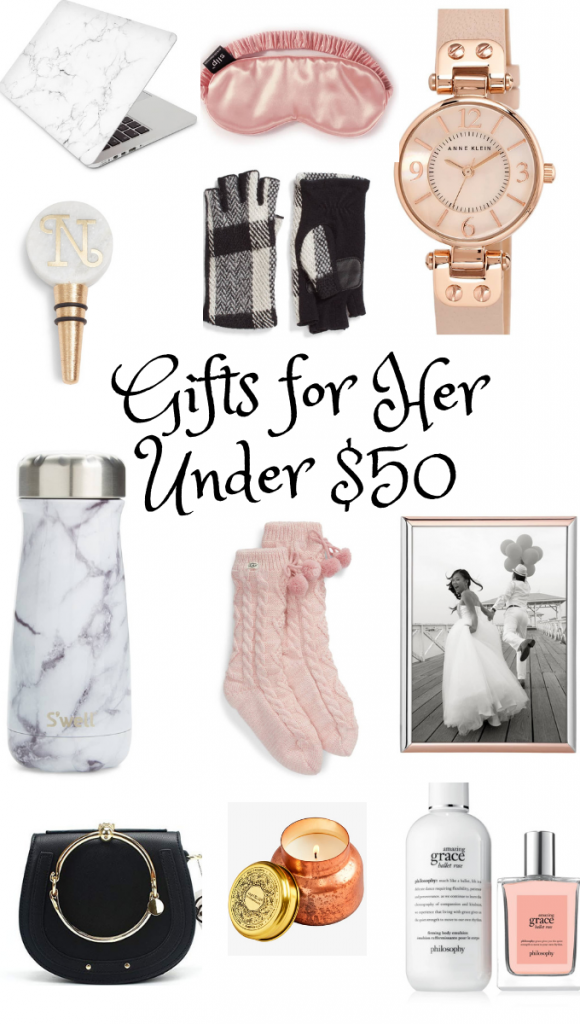 Gift Guide For Her Under 50 Lillies And Lashes