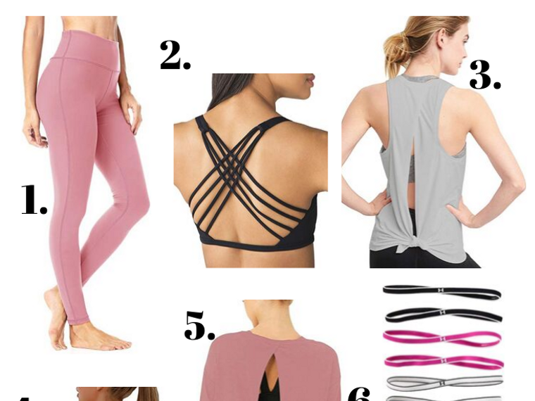 The BEST Women's Workout Clothes On Amazon| Affordable Finds