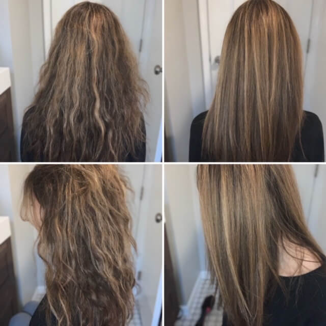 How To Straighten Hair Fast Without A Flat Iron